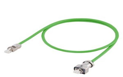 SIGNAL CABLE MOTION-CONNECT 800PLUS DRIVE-CLIQ - 24m - VERDE