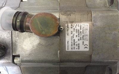 Motor sincron Siemens 1FK6080-6AF71-1AH0